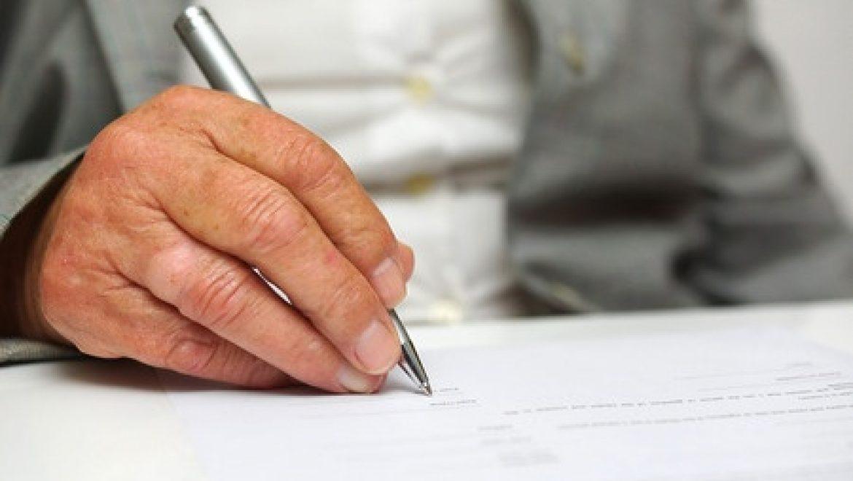 כתיבת צוואה וחתימה על ייפוי כוח מתמשך
